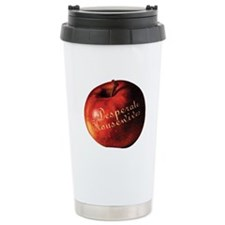 DH Apple Ceramic Travel Mug