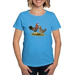 Russian Orloff Chickens Women's Dark T-Shirt