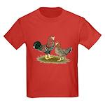 Russian Orloff Chickens Kids Dark T-Shirt