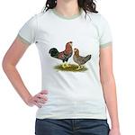 Russian Orloff Chickens Jr. Ringer T-Shirt
