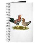 Russian Orloff Chickens Journal