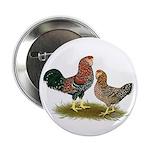 """Russian Orloff Chickens 2.25"""" Button (100 pac"""
