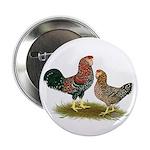 """Russian Orloff Chickens 2.25"""" Button"""