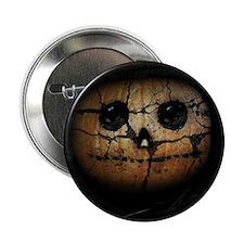 """Cute Halloween pumpkin 2.25"""" Button"""