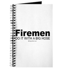 Firemen do it with a big hose - Journal