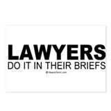 Lawyers do it in their briefs -  Postcards (Packag