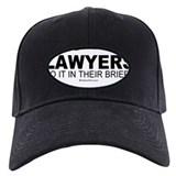 Lawyers do it in their briefs - Baseball Cap