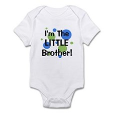 I'm The Little Brother! Infant Bodysuit