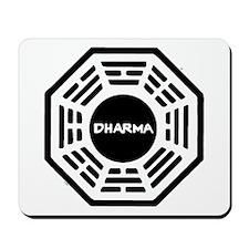 DHARMA Mousepad