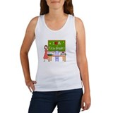 Teachers Women's Tank Top
