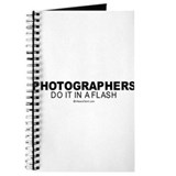 Photographers do it in a flash - Journal