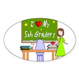 Teachers Decal