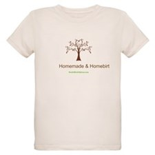 Homemade & Homebirthed T-Shirt