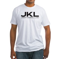 JKL Logo Fitted T-Shirt