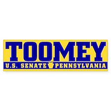 Toomey Senate Bumper Sticker