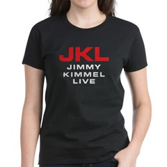 JKL Logo (Stacked) Women's Dark T-Shirt