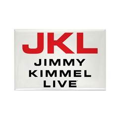 JKL Logo (Stacked) Rectangle Magnet