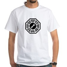 DHARMA Motorpool White T-Shirt