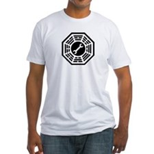 DHARMA Motorpool Fitted T-Shirt