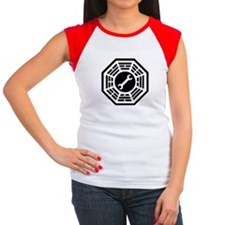 DHARMA Motorpool Women's Cap Sleeve T-Shirt