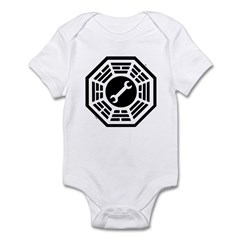 DHARMA Motorpool Infant Bodysuit