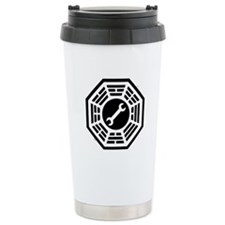 DHARMA Motorpool Ceramic Travel Mug