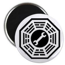 DHARMA Motorpool Magnet