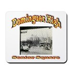 Dominguez High Senior Square Mousepad