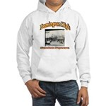 Dominguez High Senior Square Hooded Sweatshirt