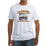 Dominguez High Senior Square Fitted T-Shirt