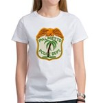 Palmetto Florida Police Women's T-Shirt