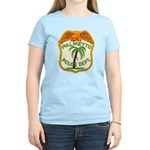 Palmetto Florida Police Women's Light T-Shirt