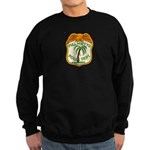 Palmetto Florida Police Sweatshirt (dark)