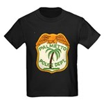 Palmetto Florida Police Kids Dark T-Shirt