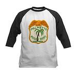 Palmetto Florida Police Kids Baseball Jersey