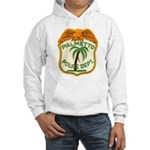 Palmetto Florida Police Hooded Sweatshirt