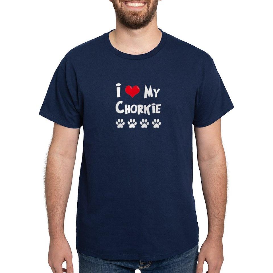 Love My Chorkie Gifts & Merchandise  I Love My Chorkie Gift Ideas