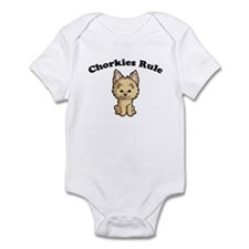 Chorkies Rule Infant Bodysuit