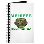 Menifee California Police Journal