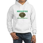 Menifee California Police Hooded Sweatshirt