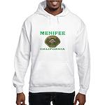 Menifee California Police Hooded Sweatshirt