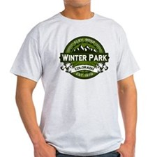 Winter Park Olive T-Shirt