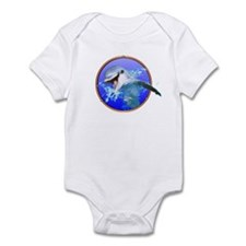 Dolphin Smiling Infant Bodysuit