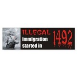 Immigration Bumper Stickers - Arizona Immigration
