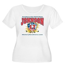 President Andrew Johnson T-Shirt