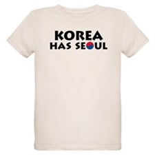 Korea Has Seoul T-Shirt