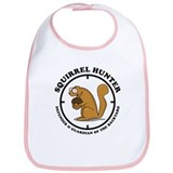 Squirrel Hunter Bib