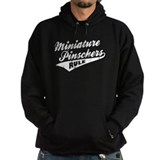 Miniature Pinschers Rule Hoodie