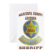 Maricopa Sheriff's Posse Greeting Cards (Pk of 10)