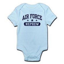 Air Force Nephew Infant Bodysuit